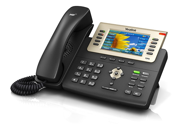 TELEFONO YEALINK T29 COLOR (RECEPCION)