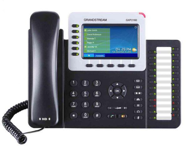 TELEFONO IP 6 LIENAS GXP 2160
