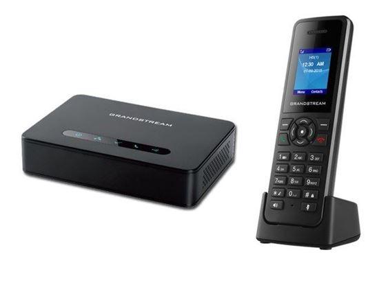 TELEFONO GRANDSTREAM DP 720 + DP 750
